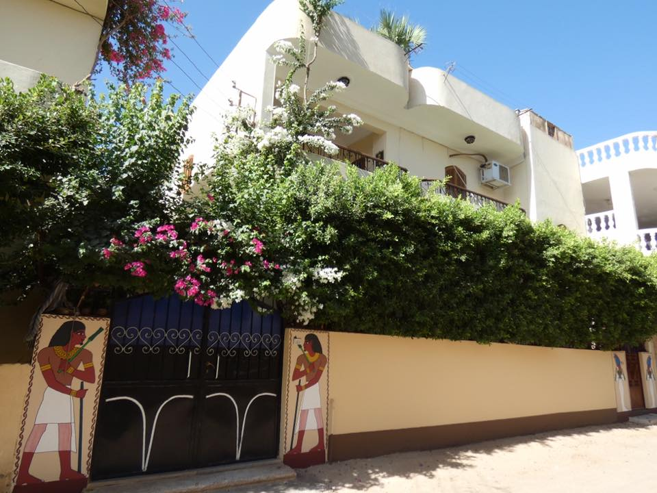Gîte Hôtel Gezira Louqsor