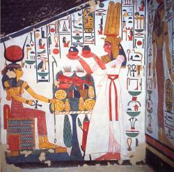 Tombe de Nefertari