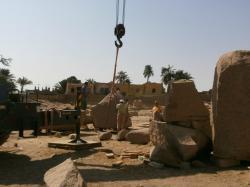 Ramesseum - novembre 2012