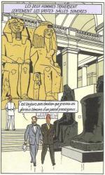 Le musée du Caire.