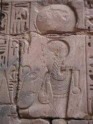 Khonsou, temple de Karnak.