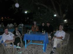 Au bord du Nil avec Marie-paule