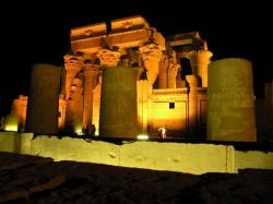 Le temple - Octobre 2004