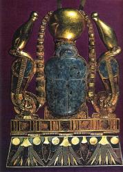 Pectoral de Chéchanq II - Musée du Caire
