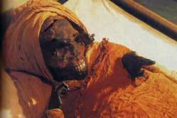 Momie de Séqenenrê