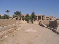 Temple de Séti 1er.