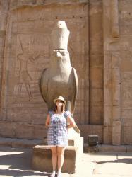 Horus à Edfou