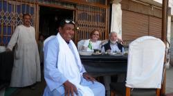 Mohamed, Brigitte et Philippe.