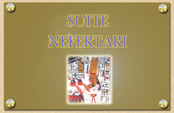 SUITE NEFERTARI