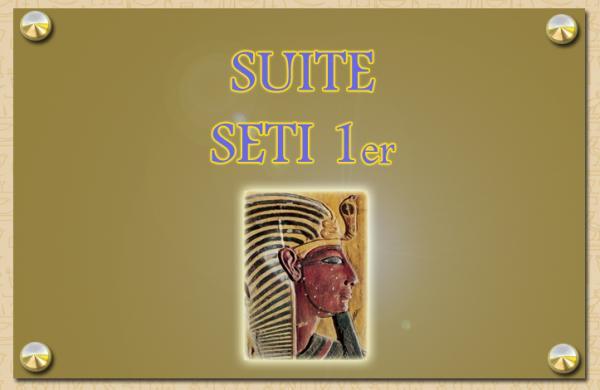 SUITES SETI