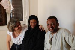 Nobi, fils du second mariage d'Hussein avec Shaouguia