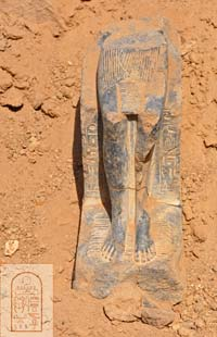 le roi Thoutmosis III