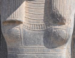 La déesse Sekhmet .