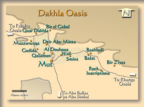 plan Dakhla