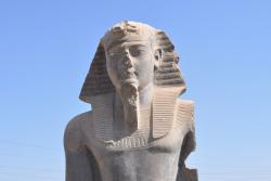 Statue d'Aménophis III
