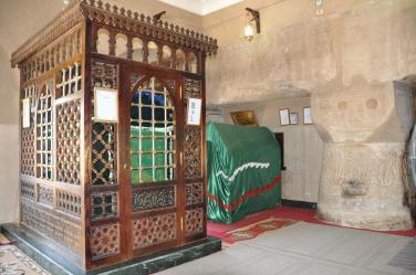 La mosquée Abou el Haggag