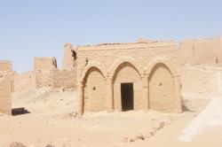 nécropole chrétienne d'al-Bagawat