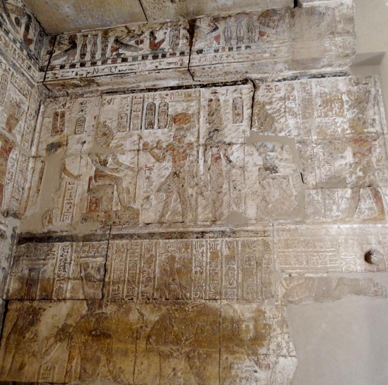 Le temple de Qasr el- Agoûz