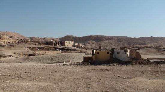 Nécropole de Sheikh abdel Gournah
