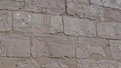 Cour des Fêtes de Thoutmosis IV à Karnak