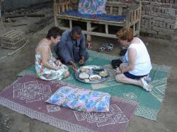 Village Nubien