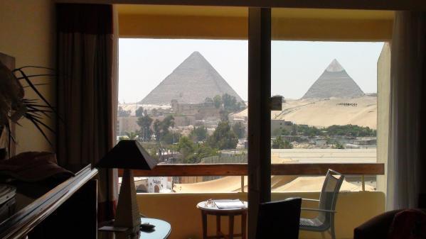 Le méridien pyramids