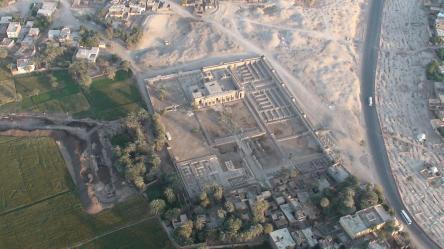 Le temple de Seti 1er