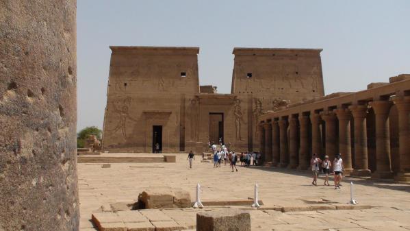 Le temple de Philaé