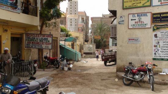 Le quartier de Gezira ou Ramla.