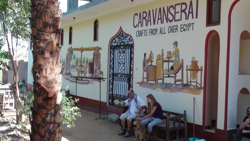 Le new caravansérail