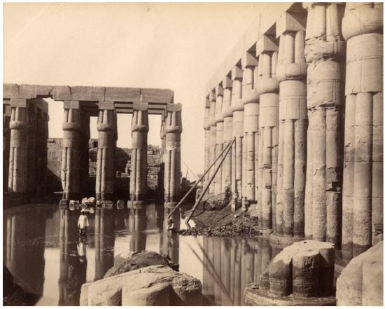 Egypte circa 1880