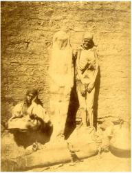 Marchand de momies - Circa 1880