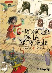 Sélection de livres et romans Chroniques de la nécropole.