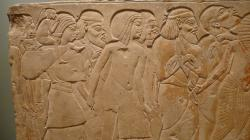 Horemheb prisonniers 1