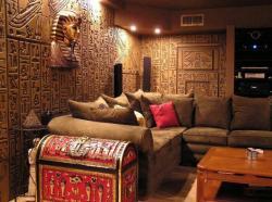 Home cinéma Egyptien !