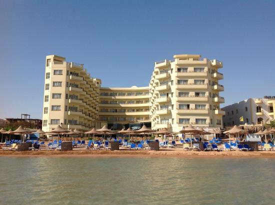Le Magic Beach Hôtel
