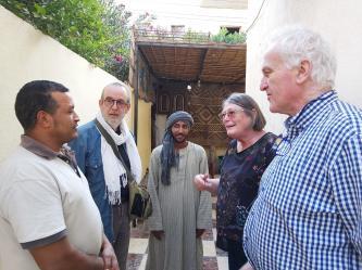 Mahmoud, Jean-Marie, Ahmed, Rosemarie, et Jean-Pierre