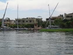 La Westbank et le quartier de Gezira