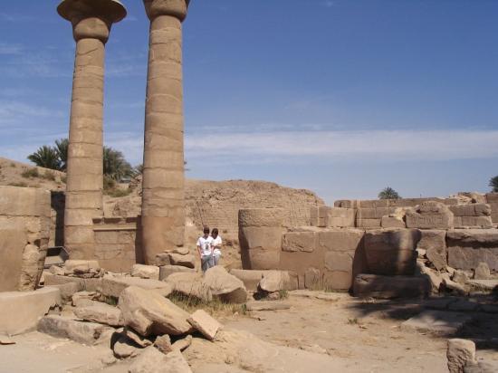 Karnak - Février 2009