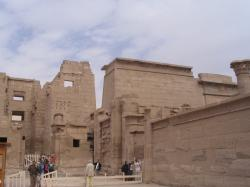 Medinet Abou - Février 2009