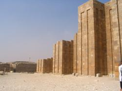 complexe funéraire de Djoser
