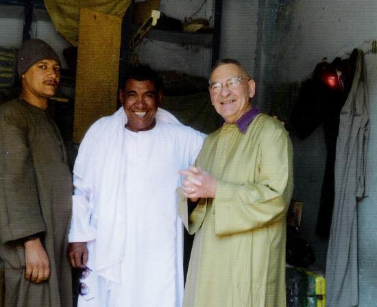 Mohamed et Jean-Pierre