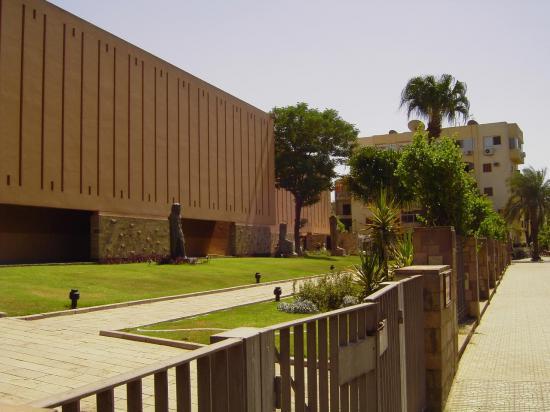 Le musée des antiquités de Louxor