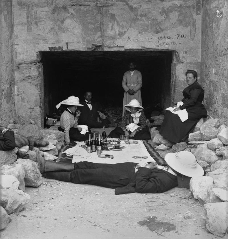 Missione egitto 1903 1920