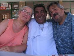 Maryse, Momo et Pascal