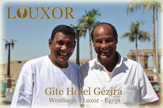 Gîte Hôtel Gézira Louxor