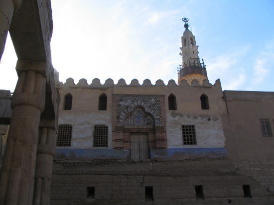 La Mosquée Abou al-Haggag