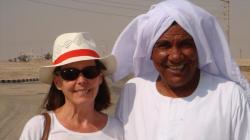 Nadine et Mohamed