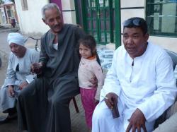 Les deux frères : Mohamed et Sayed