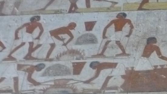 les ouvriers de Rekhmirê